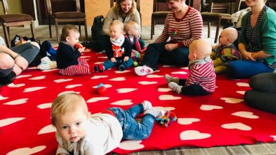 Baby choir – Parent and Baby singing groups
