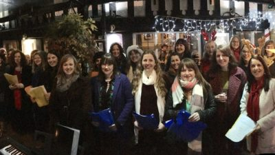 Chorlton Ladies Singing Group